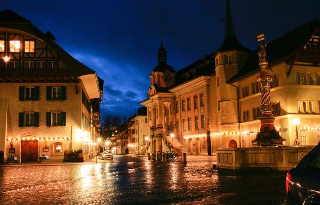 In der Zofinger Altstadt können Buden, Hütten oder Festzelte dieses Jahr einfacher aufgestellt werden, wie der Stadtrat mitteilt.