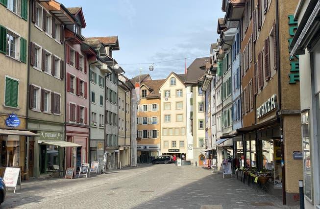 Am Montag entscheidet der Stadtrat, ob in der Bremgarter Altstadt keine Gebühren erhoben werden, wenn Beizen draussen Gäste bewirten wollen.