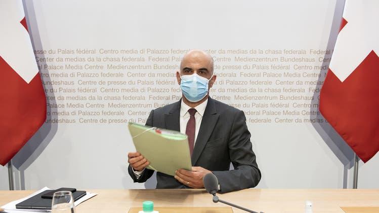 Für den Entscheid des Bundesrats vom Mittwoch gab es viel Kritik. (Keystone)