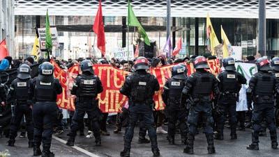 Haben sich die Richter der Basel-Nazifrei-Prozesse abgesprochen?