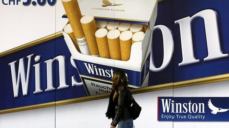 Die Gesundheitskommission des Ständerats hat den Entwurf zum Tabakproduktegesetzzum indirekten Gegenvorschlag zur Volksinitiative erklärt. (Keystone)