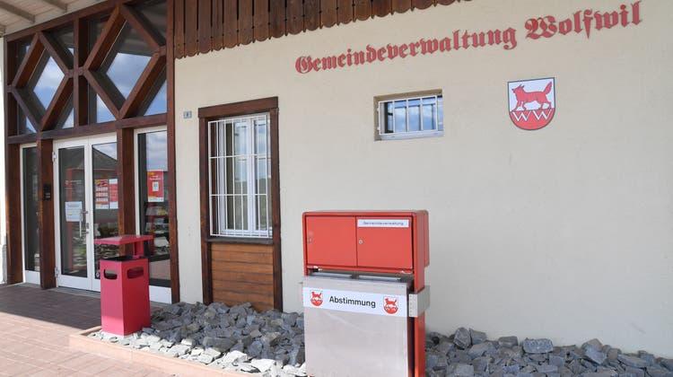 In Wolfwil treten fast doppelt so viele Kandidierende zu den Gemeinderatswahlen an, wie es Sitze zu vergeben gibt. (Bruno Kissling)