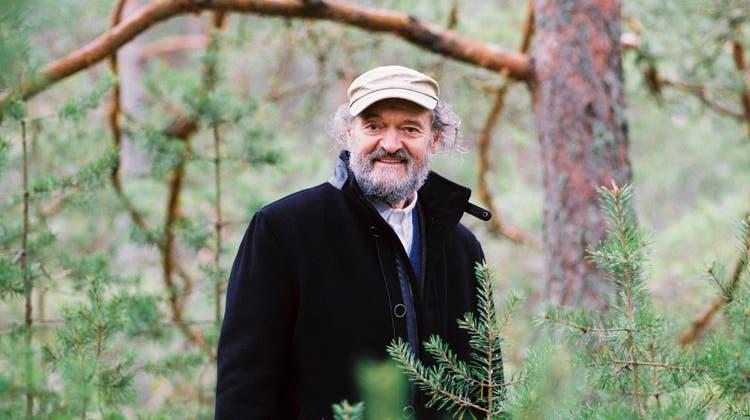 Tief verbunden mit seiner Heimat Estland: Komponist Arvo Pärt. (Birgit Püve/Washington Post)
