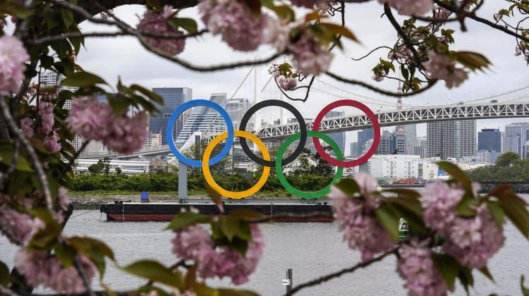Gibt es im Sommer Olympische Sommerspiele in Tokio? Politik und Fachleute sprechen sich dagegen aus. (EPA)