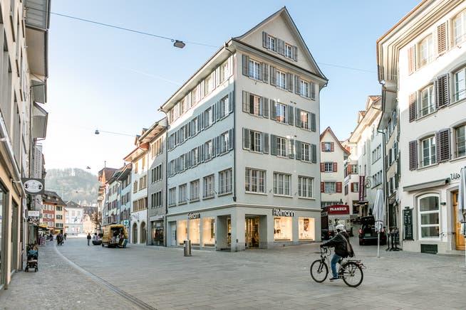 Das sogenannte Badener Modell sieht vor, dass die Stadt den Nutzern ihrer Liegenschaften in der Coronakrise teilweise die Miete erlässt.
