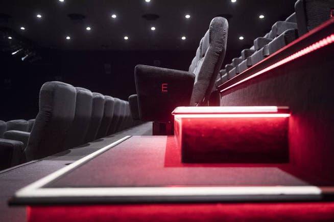 Die Pathé-Kinos sollen nicht mehr lange leer bleiben. (Symbolbild)