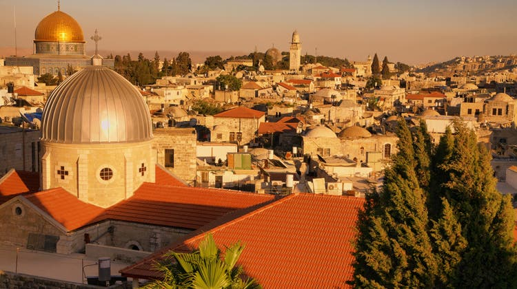 Jerusalem (© Lohri Reisen)