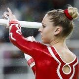Die EM als Standortbestimmung, die Olympischen Spiele als Höhepunkt: Giulia Steingruber legt noch nicht alle Karten auf den Tisch. (Keystone)