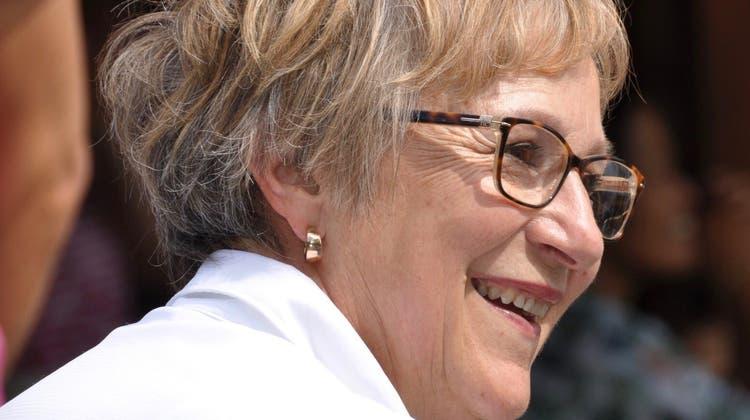 Elisabeth Egli, Präsidentin von Granges Mélanges und Mitglied der Integrationskommission der Stadt Grenchen. (Zur Verfügung Gestellt / Solothurner Zeitung)