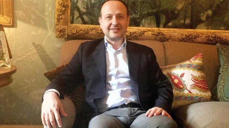 Dalinc Ariburnu erklärt: «Wir haben grosses Vertrauen in Bernhard Burgener.» (dijitalgundem.net)