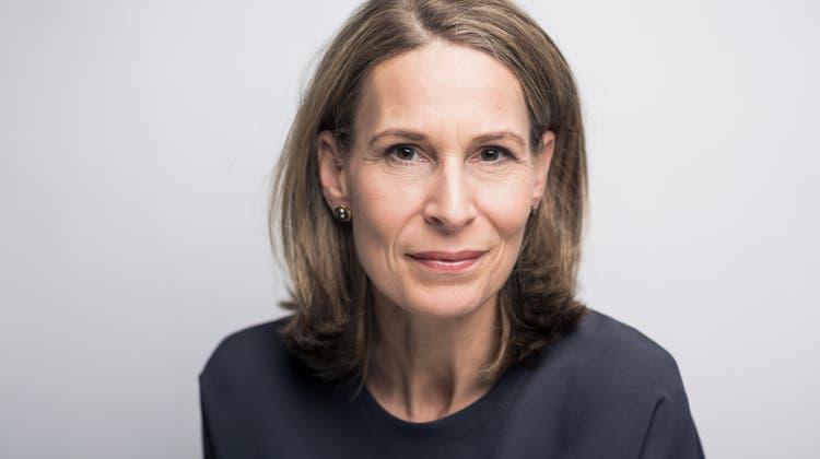 Katja Gentinetta, neue Stiftungsratspräsidentin Stapferhaus Lenzburg (Zvg / Benjamin Hofer)