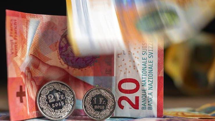 Die Kriterien für die Währungsmanipulation seien weiter erfüllt - so das Ministerium. (Foto: Keystone)
