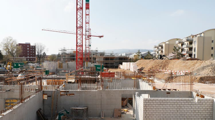 Investoren bauen in den nächsten Jahren über 1000 Wohnungen