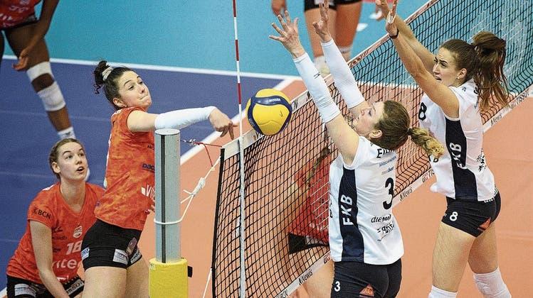 Thurgauer Volleyballprofi Julie Lengweiler wechselt nach Finnland