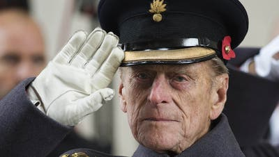 Prinz Philip, Duke of Edinburgh. (Paul Edwards / AP)
