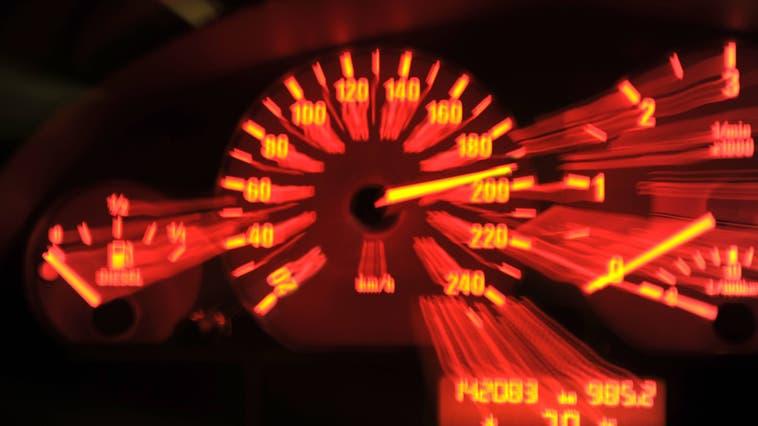 Auf die Scharmützel auf der Autobahn folgte eine tätliche Auseinandersetzung. (Symbolbild) (Imago)