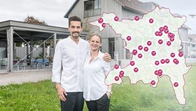 Gasthaus Bären in Kölliken (Michael Küng)