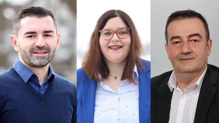 «Unser Leben ist hier»: Diese drei eingebürgerten Politiker wollen in den Gemeinderat