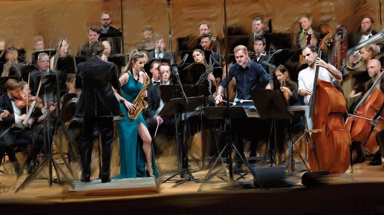Neue CD des City Light Symphony Orchestra: Mit Topsolisten im richtigen Film