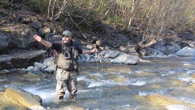 Für die Fischer heisst es jetzt wieder «Petri Heil»