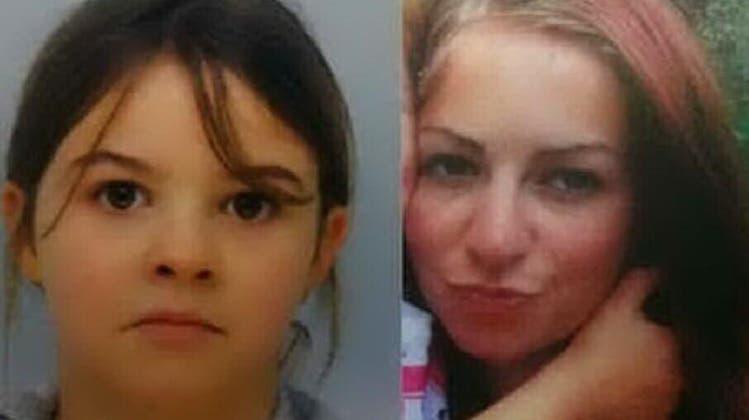 Mia (8) wurde von ihrer Mutter (28) entführt. Fünf Tage lang hielt die Geschichte ganz Frankreich in Atem. (Keystone)