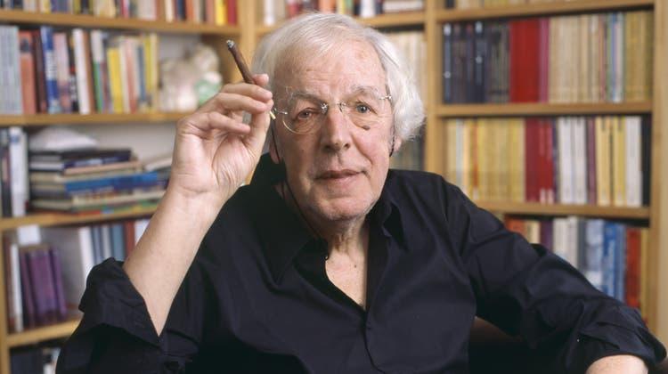 Schellenberg leitete die Geschicke beim Fernsehen für 16 Jahre, so lange wie keiner seiner Vorgänger. (Keystone)