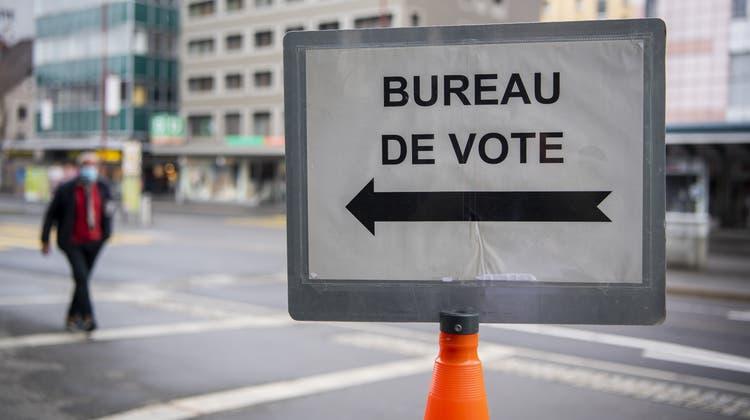 In Neuenburg wurde am Sonntag gewählt. Von den Kandidierenden für den Staatsrat erzielte niemand das absolute Mehr. (Keystone)