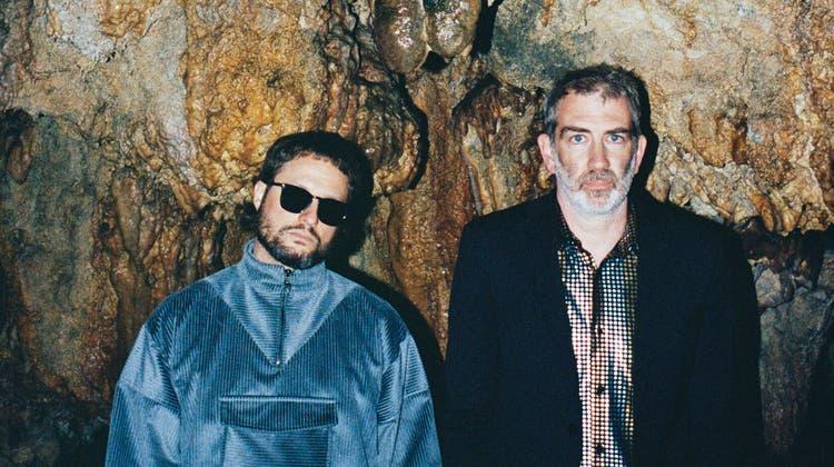 Manuel Stahlberger und Marcel Gschwend alias Bit-Tuner haben für das im vergangenen Oktober erschienene Album «I Däre Show» zusammengespannt. (Bild: PD)