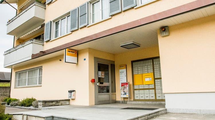 Geht es nach der Post, soll die Poststelle in Nunningen verschwinden. (Nicole Nars-Zimmer)