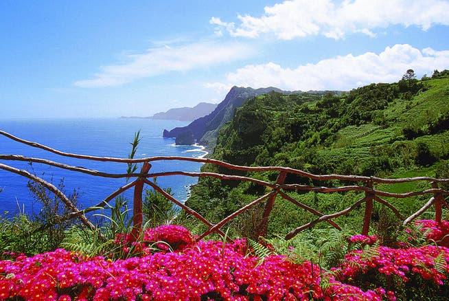 Das Inselparadies Madeira kann von Geimpften oder Immunen bald wieder für Ferien genutzt werden.