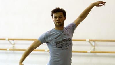 Liam Scarlett choreografierte in London auch «Schwanensee». (Robbie Jack / Corbis Entertainment)
