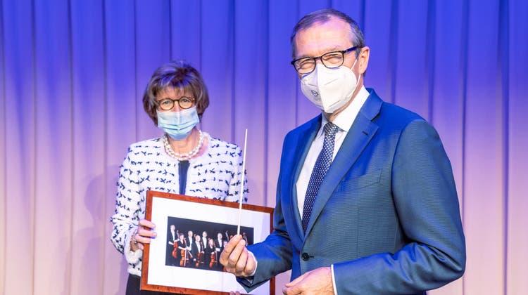 Neuer Verwaltungsratspräsident der LUKB: Markus Hongler. (Bild: Dominik Wunderli (Luzern, 6. Januar 2021))