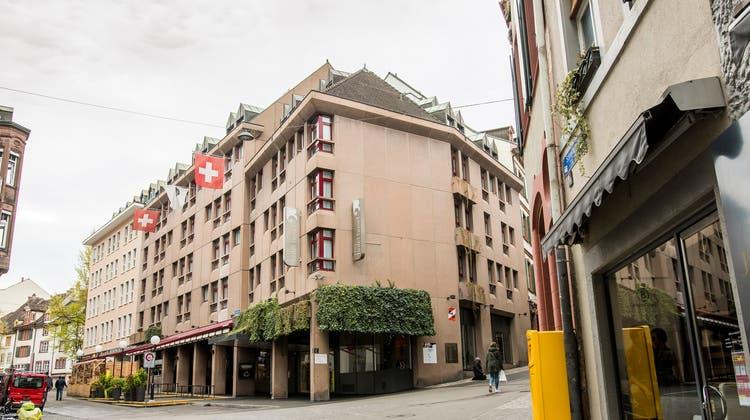 Lange Tradition, einzigartige Lage: Das Hotel Basel wird verkauft. (Nicole Nars-Zimmer)
