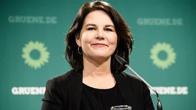Die erste Kanzlerkandidatin der Grünen. (Foto: Keystone)