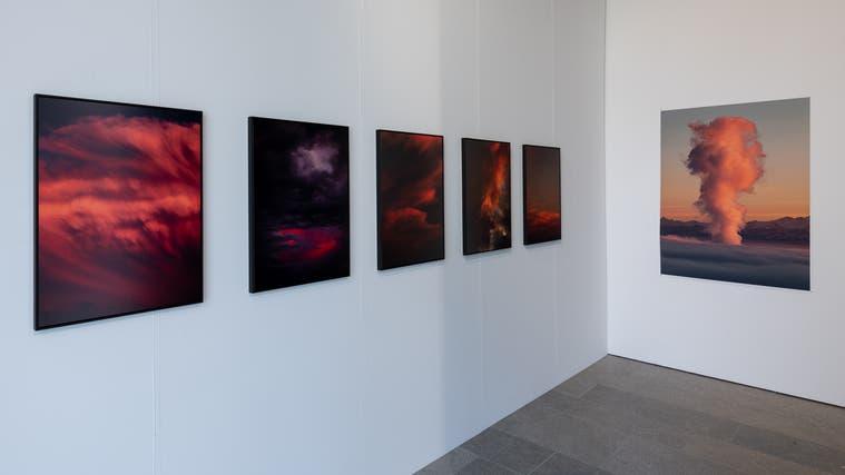 Wolken von Mensch und Natur, fotografiert vonRachel Bühlmann. (Timo Ullmann)