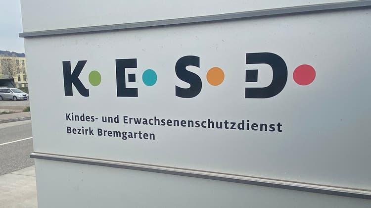 Der KESD des Bezirks Bremgarten hat seine Geschäftsstelle in Wohlen. (Marc Ribolla)