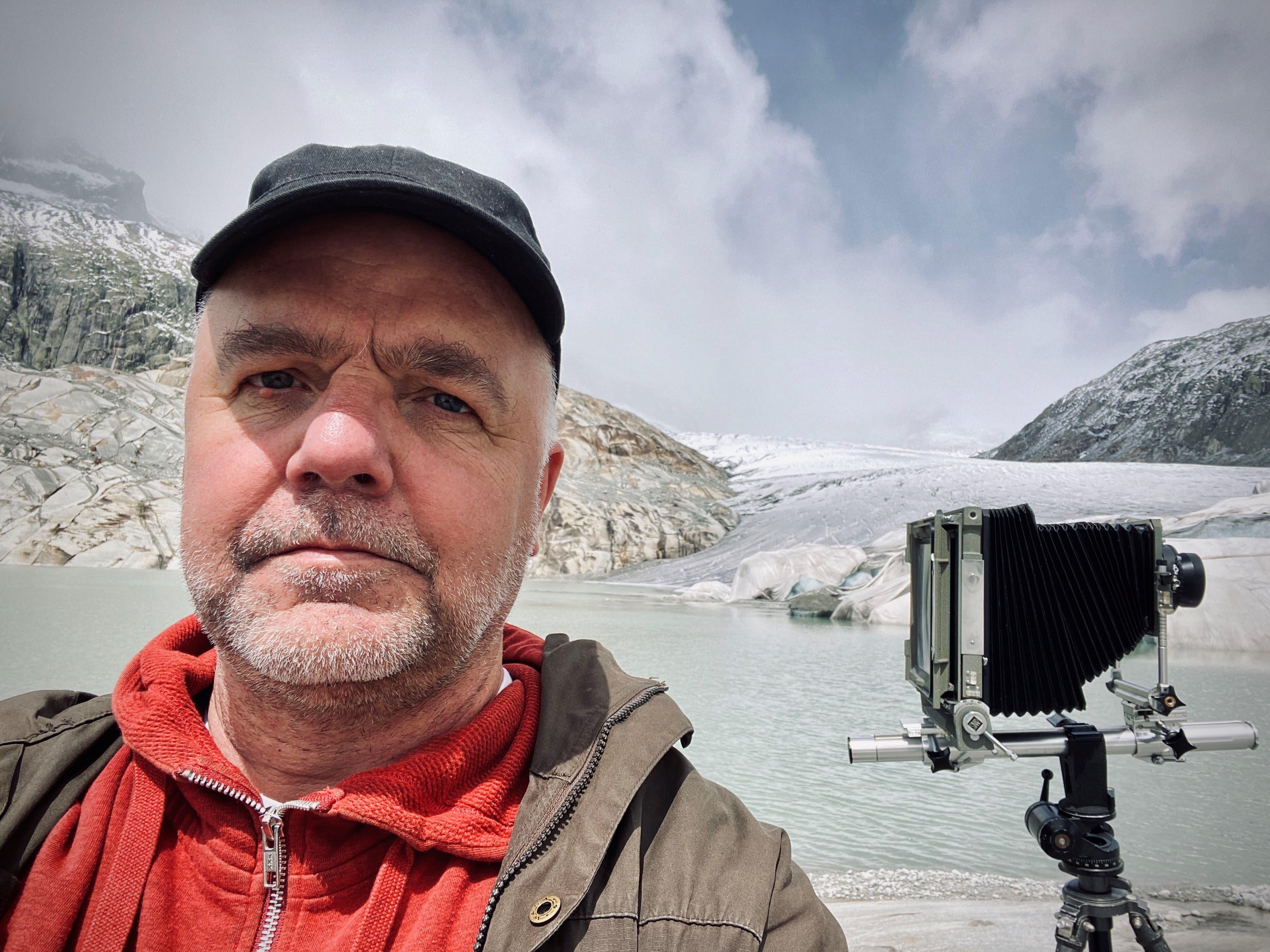 Roland Schmid, Fotograf