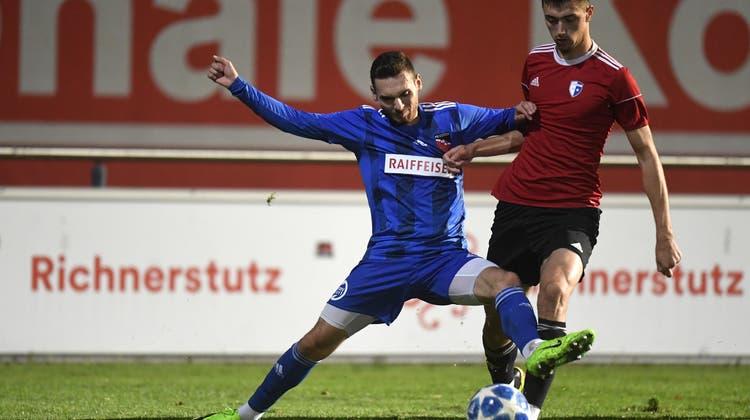 In der 2. Liga AFV wird zur Rückrunde die Gruppe geteilt, damit der Spielplan dezimiert werden kann. (Alexander Wagner)