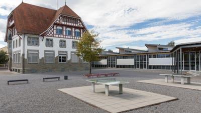Schulanlage in Dozwil. (Bild: PD)