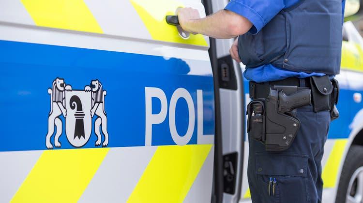 Die Polizei nahm dem Raser auch sein Motorrad weg. (Symbolbild) (Keystone)