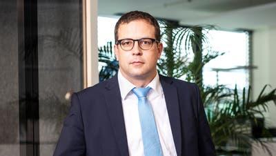Andreas Obrecht, Leiter der kantonalen Covid-Impfkampagne. (Britta Gut)