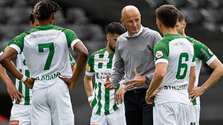 Der frühere FCSG-Captain Philippe Montandon über die angespannte Lage seines Ex-Klubs: «Es sind keine Endspiele»