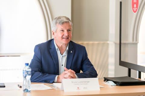 Bruno Lustenberger ist auch Präsident von Gastro Aargau.