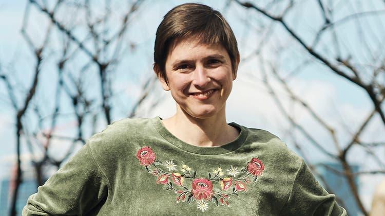 Lea Weber zur Nachhaltigkeit: «Der richtige Zeitpunkt wäre vor 20 Jahren gewesen.» (Roland Schmid)