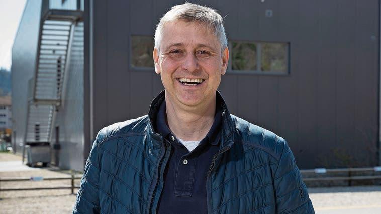 Er will Jugendlichen den Sport näher bringen: Frank Hörster ist neuer Geschäftsführer der Betoncoupe Arena. (Patrick Lüthy)