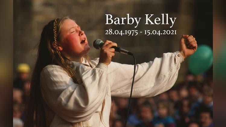 Trauer bei der Kelly Family: Barby Kelly ist 45-jährig verstorben