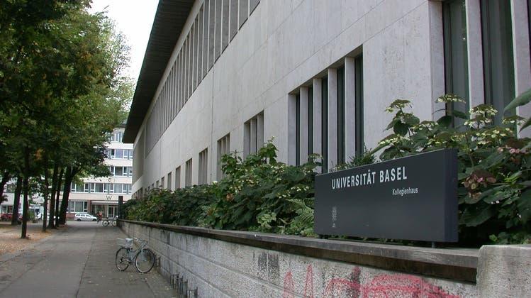 Neue Führungsstrukturen sollen bei der Uni Basel Mängel beheben. (Bild: Christoph Zehnder)