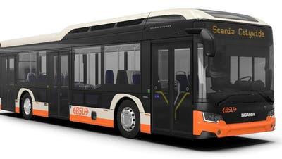 Elektrobusse für Solothurn aus Schweden: Das erregte die Gemüter. (Zvg)