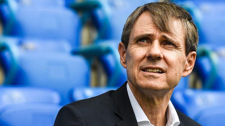Durch die am Sonntag neu gegründete Super League ist die Champions League unter Zugzwang. (Laurent Gillieron / EPA)