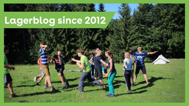 Entstehung des Lagerblog